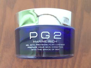 PG2マリーンリッチ オールインワン 口コミ 効果 副作用